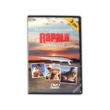 """Rapala DVD """"Hogyan horgásszunk rapalával"""""""