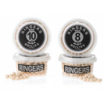 RINGERS WHITE SHELLFISH BOILIES 10MM
