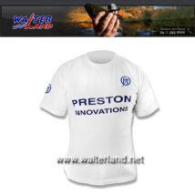 PRESTON WHITE SUMMER COTTON T-SHIRT XL
