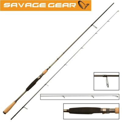 SAVAGE GEAR BUSHWHACKER XLNT 8 6' 258 CM 30-80 G