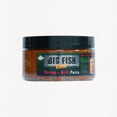 DYNAMITE BAITS  BIG FISH RIVER PASTE - SHRIMP AND KRILL