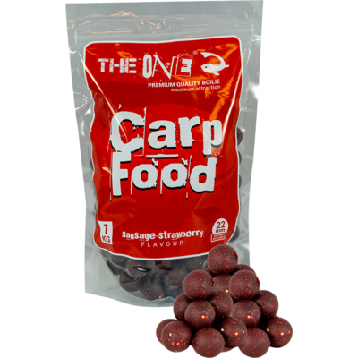 THE ONE FOOD RED SOLUBLE 22MM