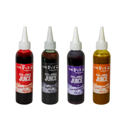 THE ONE PVA AND BOILIE JUICE 150ML