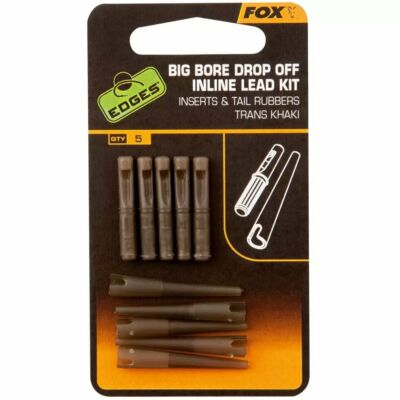 FOX EDGES BIG BORE DROP OFF INLINE LEAD KIT