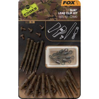 FOX EDGES CAMO SLIK LEAD CLIP KIT