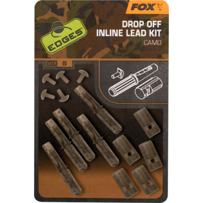 FOX CAMO DROP OFF INLINE LEAD KIT