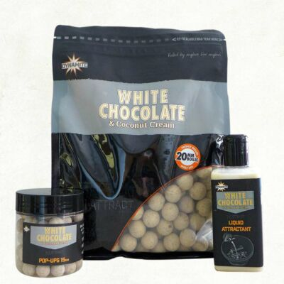 DYNAMITE BAITS WHITE CHOCOLATE & COCONUT CREAM BOJLICSALÁD