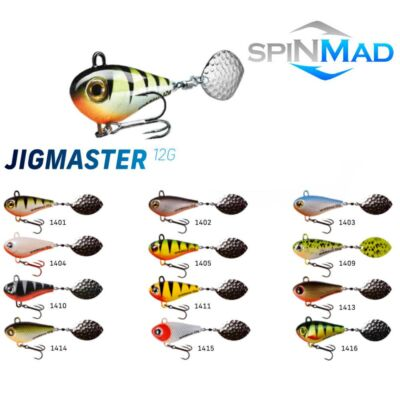 SPINMAD JIGMASTER 12G