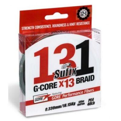 SUFIX 131 G-CORE X13 BRAID - 150 MÉTER