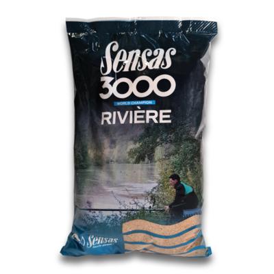 SENSAS 3000 SUPER RIVIERE 1KG
