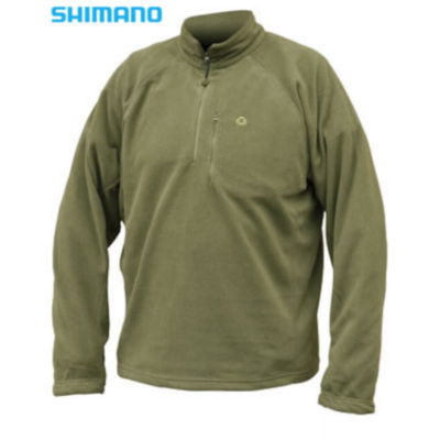 SHIMANO TRIBAL LAYER MICROFLEECE XL
