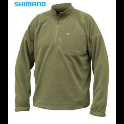 SHIMANO TRIBAL LAYER MICROFLEECE XL