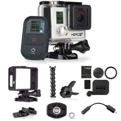 GOPRO HERO 3 PLUSZ BLACK MUSIC