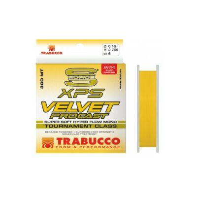 TRABUCCO SF XPS VELVET PRO CAST 300M 0,25MM
