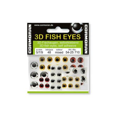 CORMORAN 3D FISH EYE PIROS