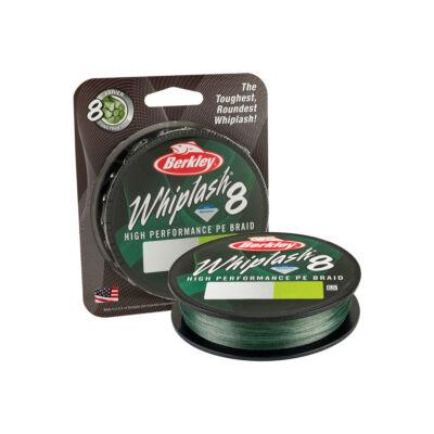 BERKLEY WHIPLASH 8 GREEN - 150 MÉTER