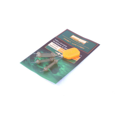 PB PRODUCTS HELI-CHOD RUBBER AND BEADS XS