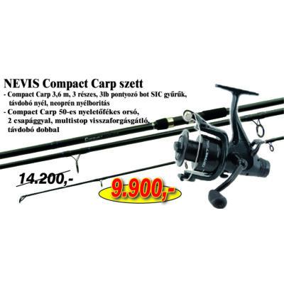NEVIS COMPACT CARP SZETT