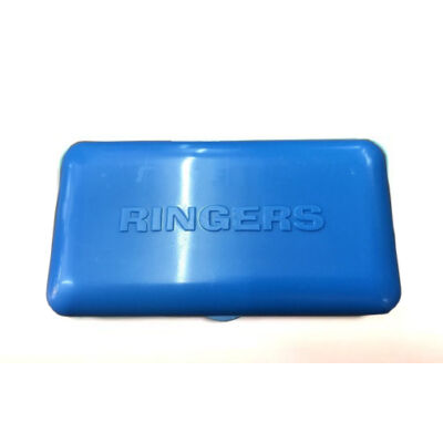RINGERS HOOK BOX BLUE 10CM