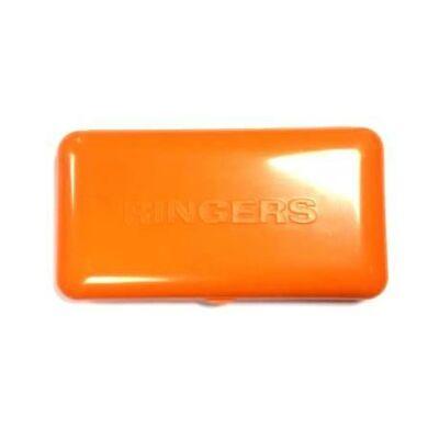 RINGERS HOOK BOX ORANGE 10CM