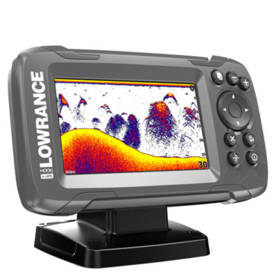 LOWRANCE HOOK2- 4X GPS HALRADAR