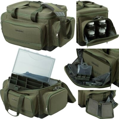DAIWA INFINITY COMPLETE CARRYALL AND BAITTABLE