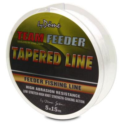 BY DÖME TEAM FEEDER TAPERED LINE