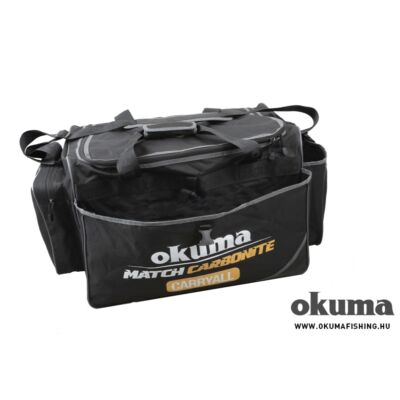 OKUMA MATCH CARBONITE CARRYALL 60x36x39CM