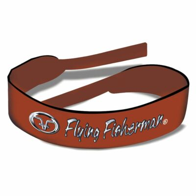 FLYING FISHERMAN RUST LOGO NEOPRENE RITAINER