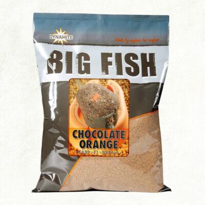 DYNAMITE BAITS BIG FISH CHOCO ORANGE 1,8 KG