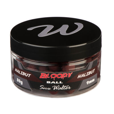 SERIE WALTER BLOODY BALL 7MM HALIBUT