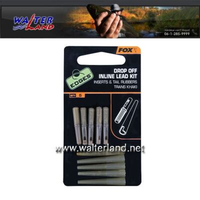 FOX EDGE DROP OFF INLINE LEAD KIT