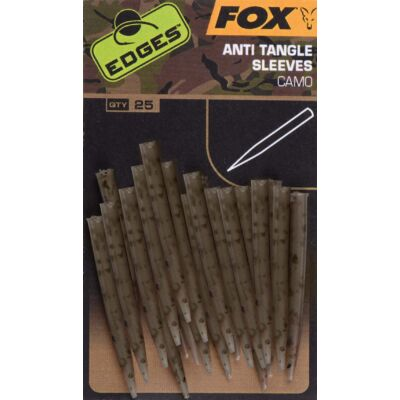 FOX EDGES CAMO ANTI TANGLE SLEEVES