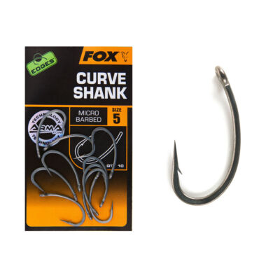 FOX EDGES™ Curve Shank