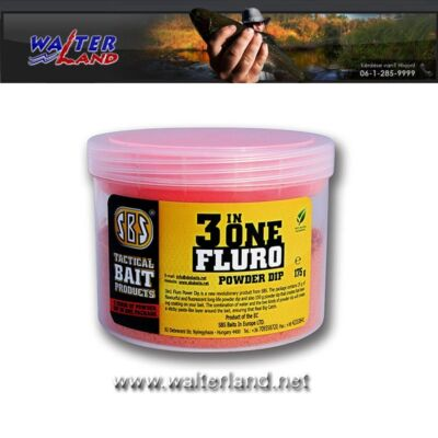 SBS 3IN1 FLURO POWDER DIP 150G 25G GARLIC