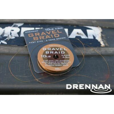 DRENNAN GRAVEL BRAID - 10 MÉTER