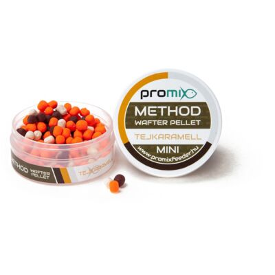 PROMIX METHOD WAFTER PELLET MINI TEJKARAMEL
