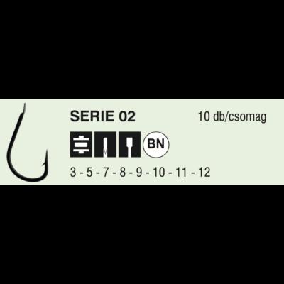 EXNER SERIE 02-ES PONTYOZÓ HOROG