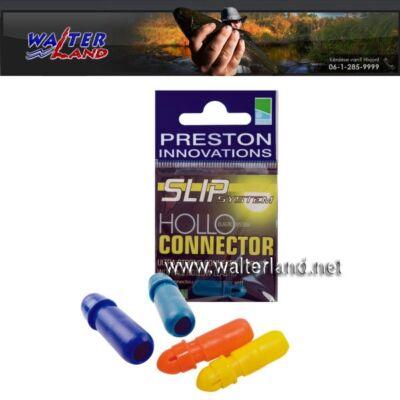 PRESTON S/S HOLLO CONNECTOR YELLOW