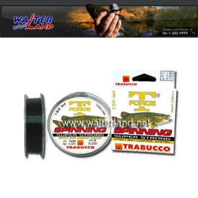TRABUCCO T-FORCE SPIN-PIKE 150M 0.25 MM
