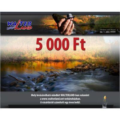 VÁSÁRLÁSI UTALVÁNY 5.000 Ft